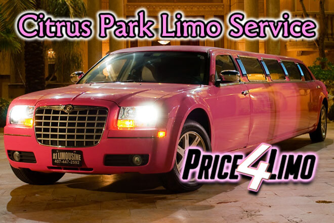 Limo Service in Citrus Park
