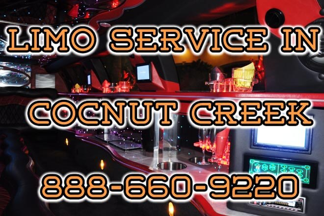 Limo Service in Coconut Creek