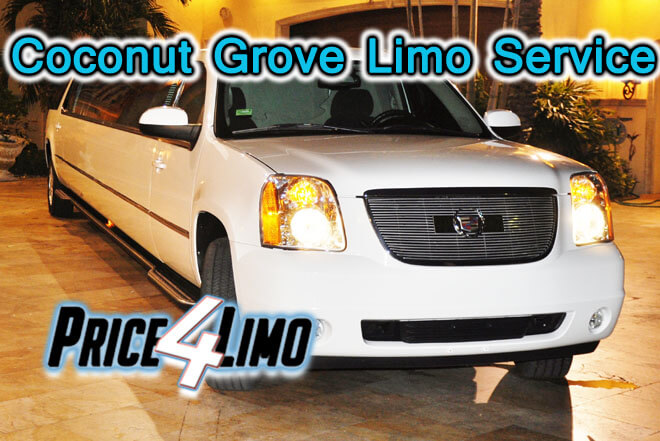 Limo Service in Coconut Grove