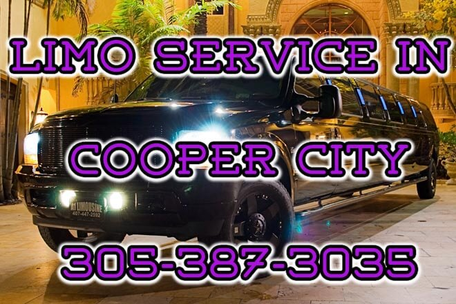 Limo Service in Cooper City