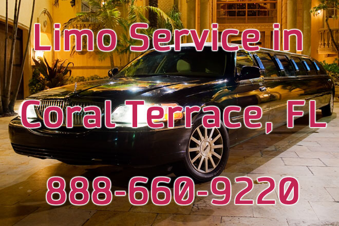 Limo Service in Coral Terrace