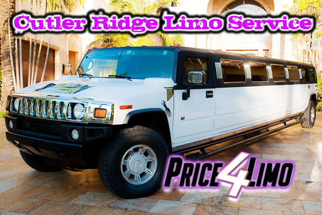 Limo Service in Cutler Ridge
