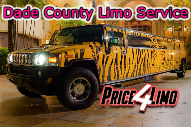 Limo Service in Dade County