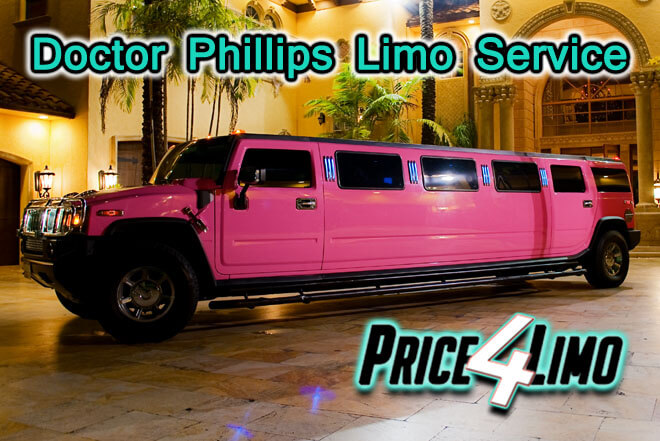Limo Service in Doctor Phillips