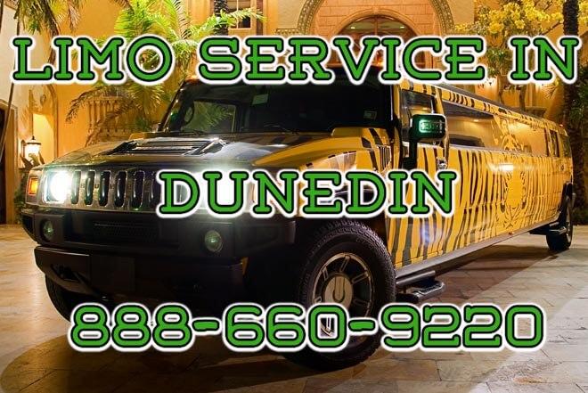 Limo Service in Dunedin