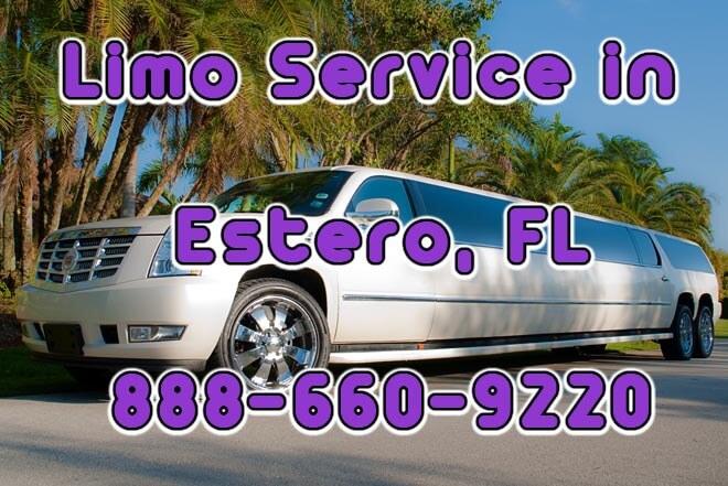 Limo Service in Estero