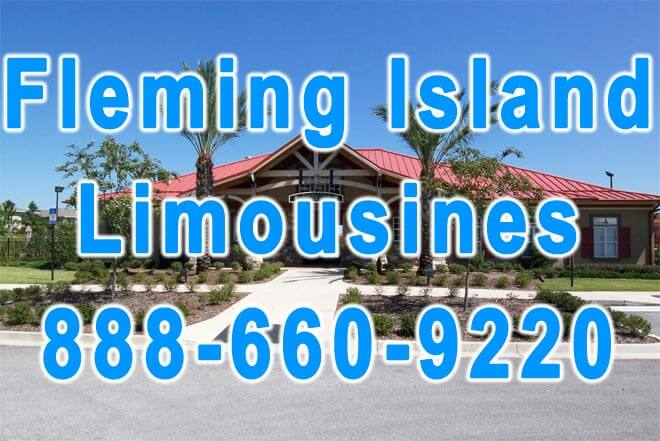 Limo Service in Fleming Island