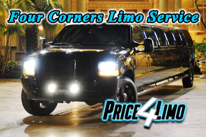 Limo Service in Four Corners