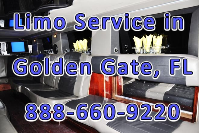 Limo Service in Golden Gate