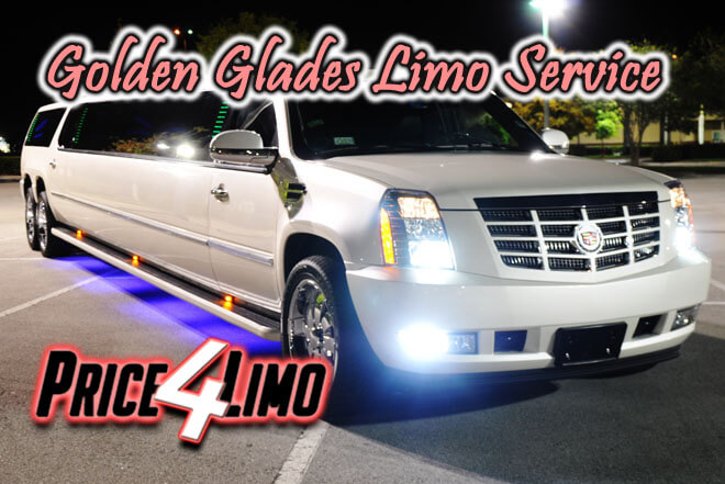 Limo Service in Golden Glades