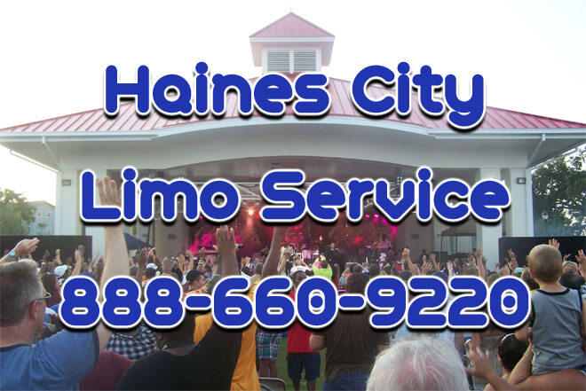 Limo Service in Haines City