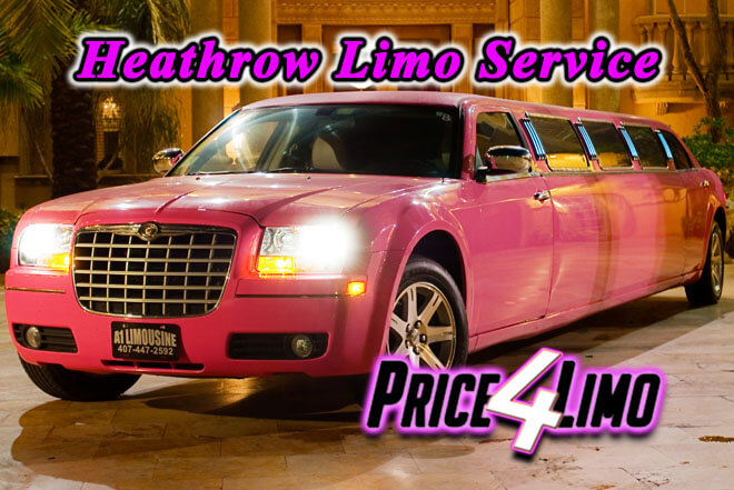 Limo Service in Heathrow