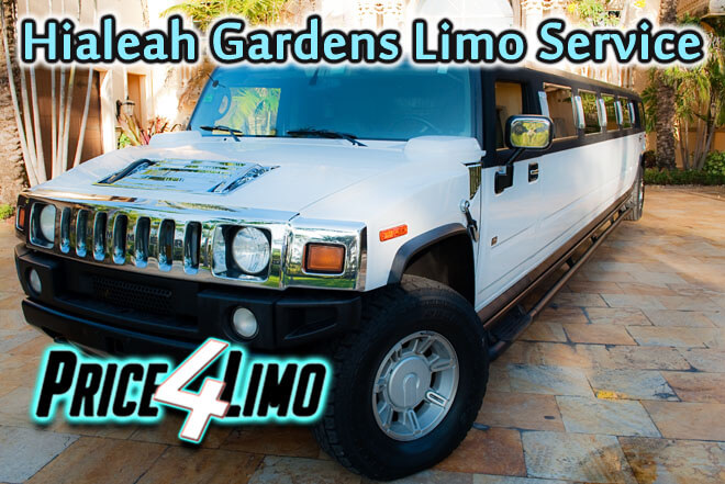 Limo Service in Hialeah Gardens