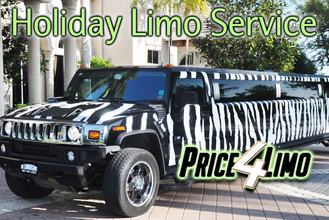 Limo Service in Holiday