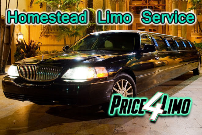 Limo Service in Homestead