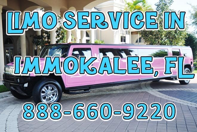 Limo Service in Immokalee