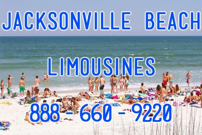 Limo Service in Jacksonville Beach