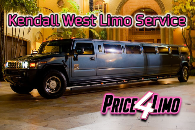 Limo Service in Kendall West
