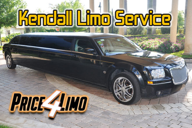Limo Service in Kendall