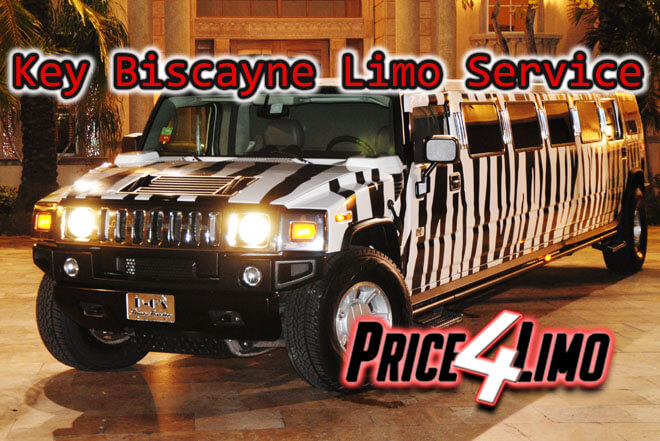 Limo Service in Key Biscayne