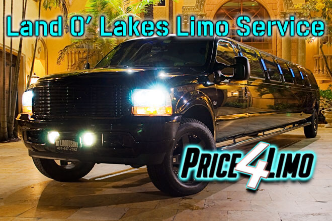Limo Service in Land O Lakes