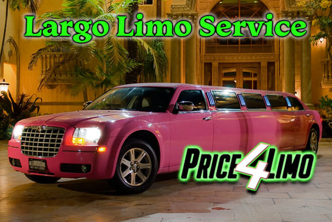 Limo Service in Largo
