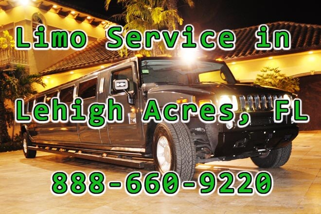 Limo Service in Lehigh Acres
