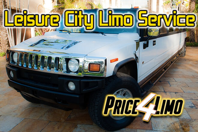 Limo Service in Leisure City