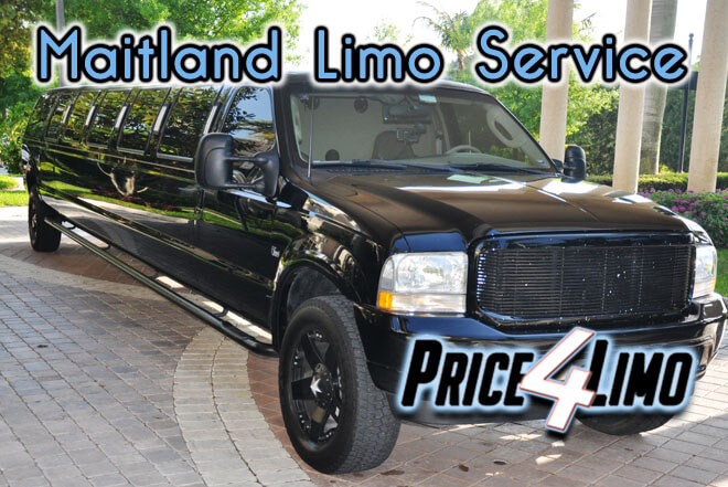 Limo Service in Maitland