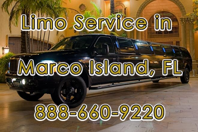 Limo Service in Marco Island