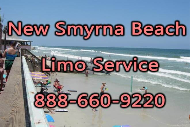 Limo Service in New Smyrna Beach