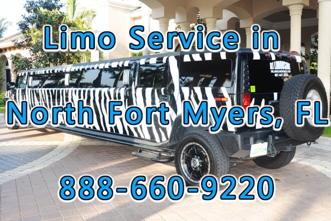 Limo Service in North Fort Myers