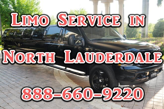 Limo Service in North Lauderdale