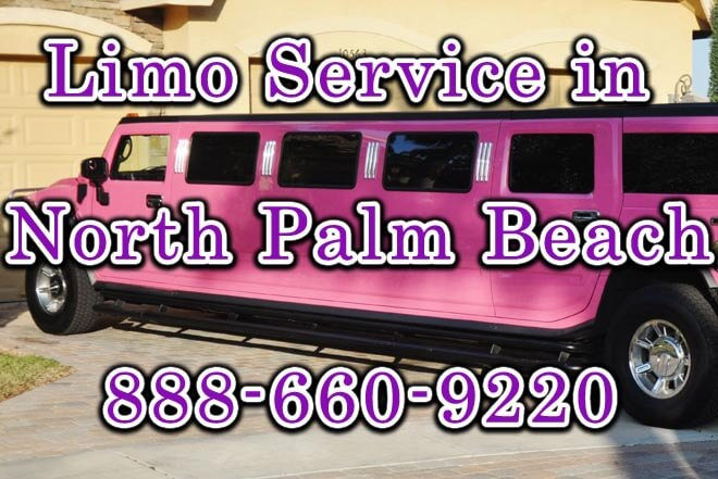 Limo Service in North Palm Beach