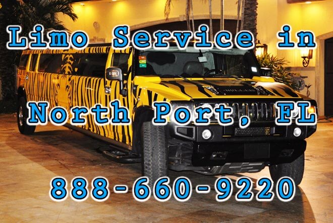 Limo Service in North Port