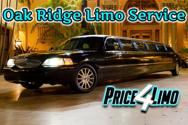 Limo Service in Oak Ridge