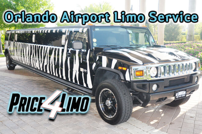Limo Service in Orlando Airport