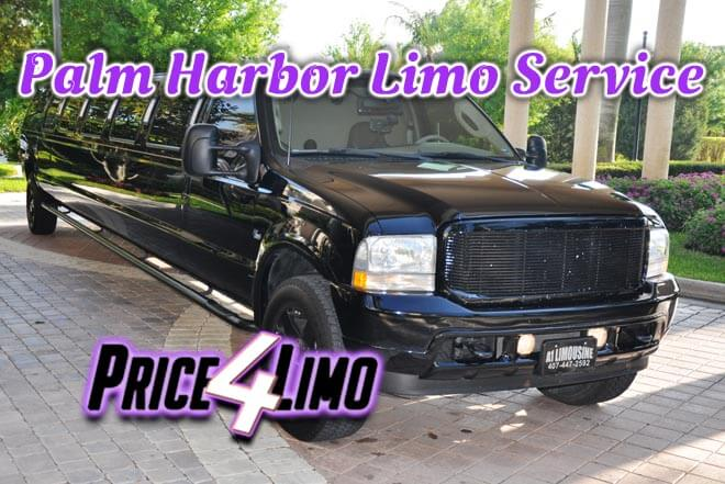 Limo Service in Palm Harbor