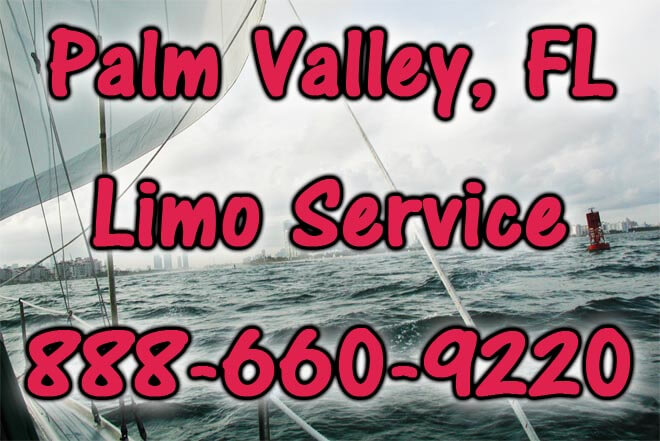 Limo Rental in Palm Valley