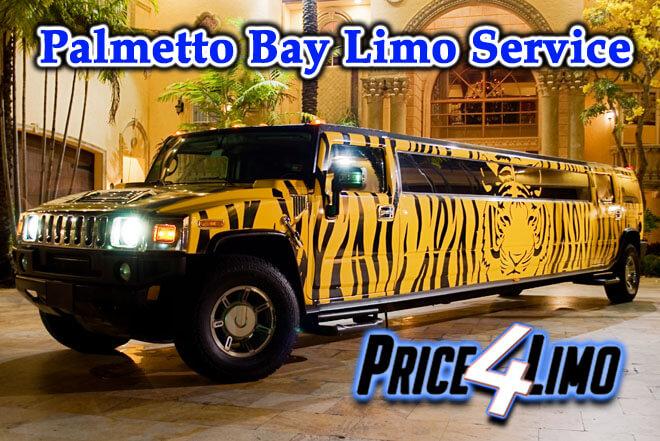 Limo Service in Palmetto Bay