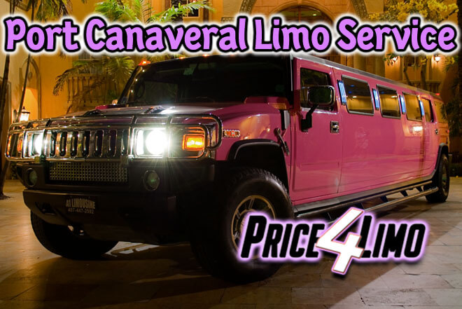 Limo Service in Port Canaveral