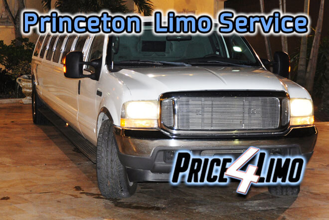 Limo Service in Princeton