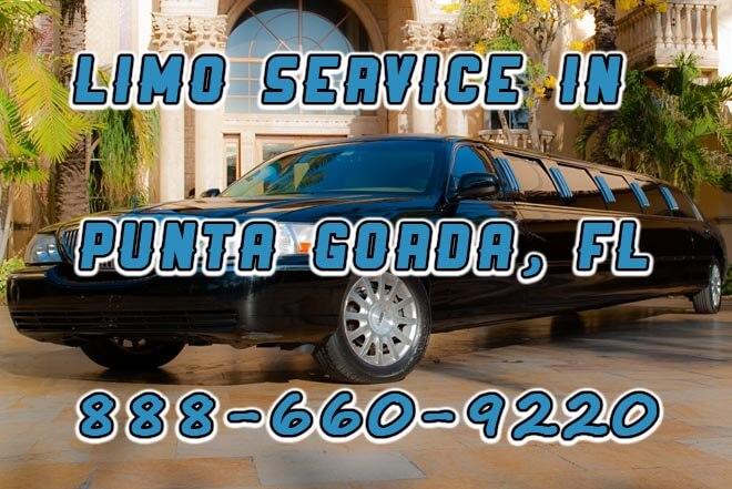 Limo Service in Punta Gorda