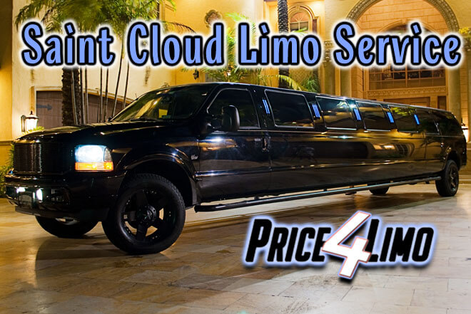 Limo Service in Saint Cloud