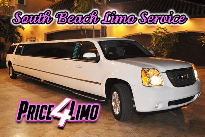 Limo Service in South Beach