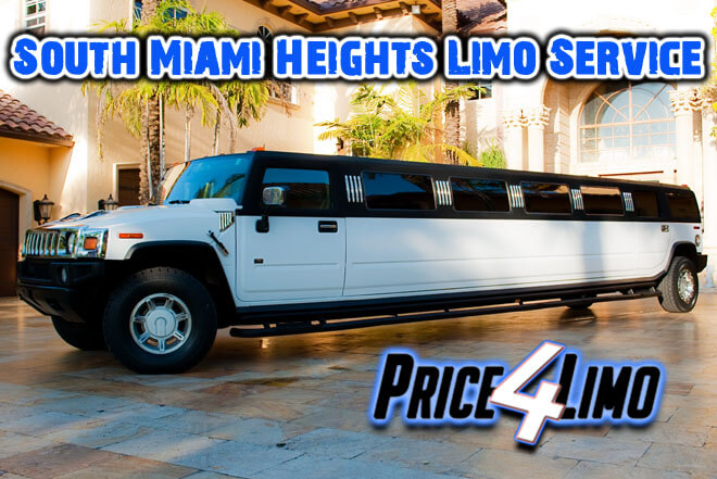Limo Service in South Miami Heights