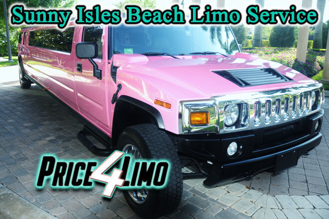 Limo Service in Sunny Isles