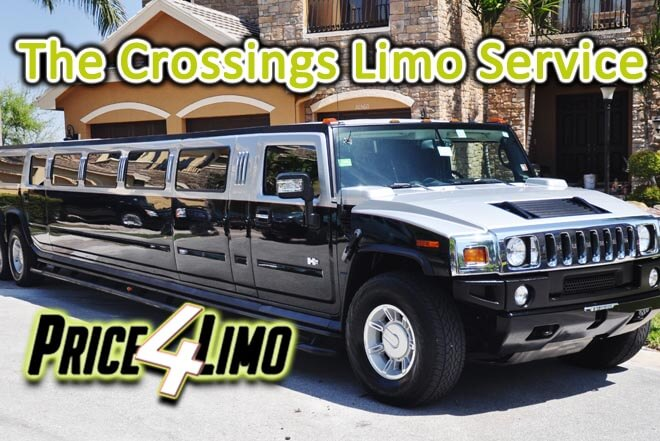 Limo Service in The Crossings