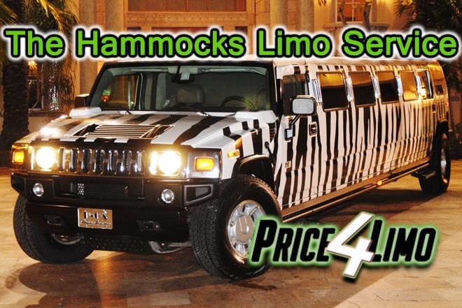 Limo Service in The Hammocks