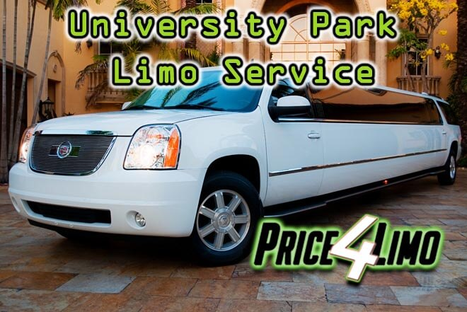 Limo Service in University Park